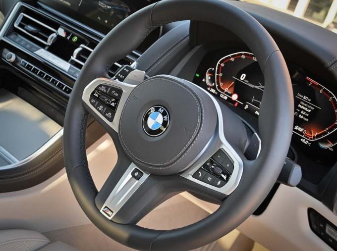 2020 BMW 840i Gran Coupe (Blue) - Image: 48