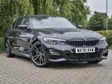 2020 BMW 320i M Sport Saloon (Black) - Image: 1
