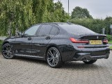 2020 BMW 320i M Sport Saloon (Black) - Image: 2