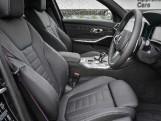 2020 BMW 320i M Sport Saloon (Black) - Image: 11