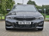 2020 BMW 320i M Sport Saloon (Black) - Image: 16