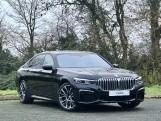 2020 BMW 730d M Sport Auto 4-door (Black) - Image: 1