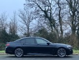 2020 BMW 730d M Sport Auto 4-door (Black) - Image: 3