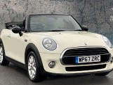 2017 MINI Cooper Convertible (White) - Image: 1