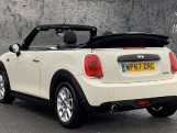 2017 MINI Cooper Convertible (White) - Image: 2