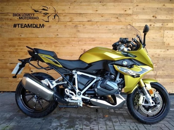 2020 BMW R1250RS Unlisted Unknown (Yellow) - Image: 1
