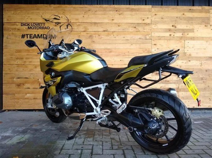 2020 BMW R1250RS Unlisted Unknown (Yellow) - Image: 3