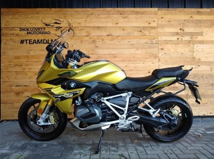 2020 BMW R1250RS Unlisted Unknown (Yellow) - Image: 4