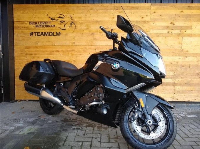 2020 BMW K1600GT Unlisted Unknown (Black) - Image: 2