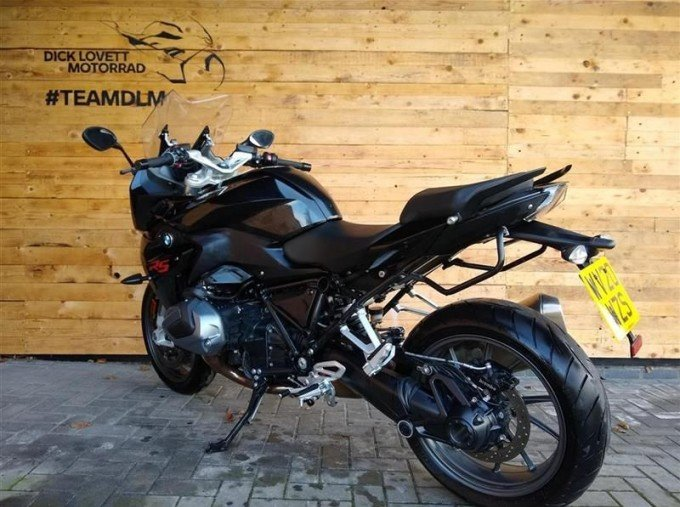 2020 BMW R1250RS Unlisted Unknown (Black) - Image: 3