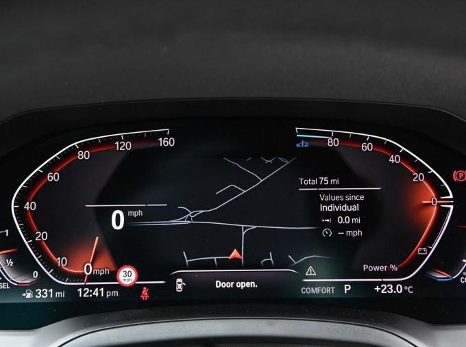 2020 BMW 320d M Sport Saloon (Black) - Image: 9