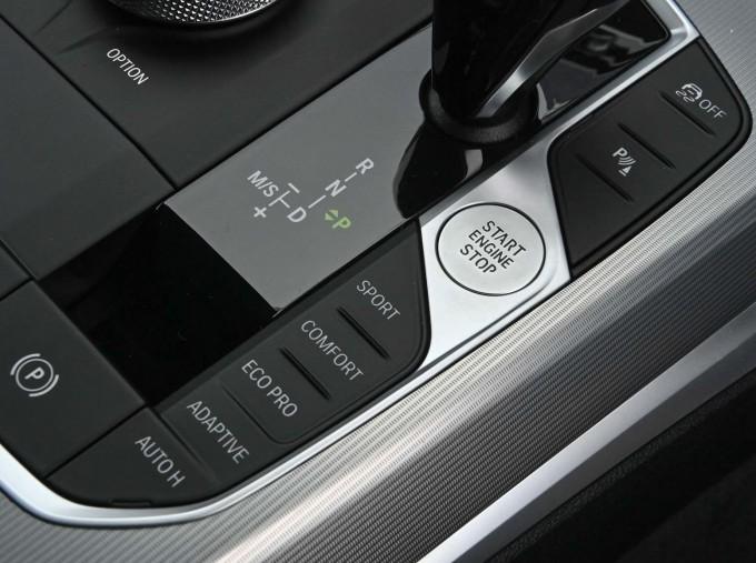 2020 BMW 320d M Sport Saloon (Black) - Image: 19