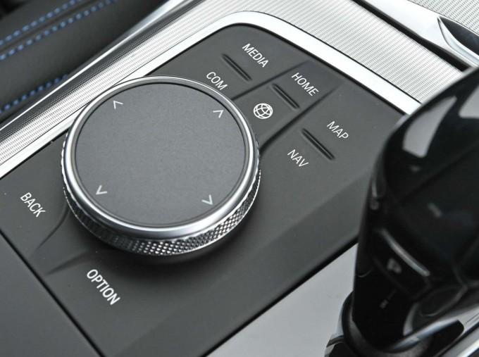 2020 BMW 320d M Sport Saloon (Black) - Image: 21