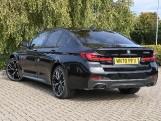 2020 BMW 530e M Sport Saloon (Black) - Image: 2
