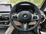 2020 BMW 530e M Sport Saloon (Black) - Image: 5