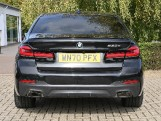 2020 BMW 530e M Sport Saloon (Black) - Image: 15