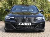 2020 BMW 530e M Sport Saloon (Black) - Image: 16
