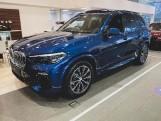 2020 BMW 30d MHT M Sport Auto xDrive 5-door (Blue) - Image: 1