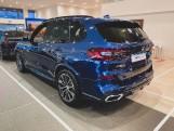 2020 BMW 30d MHT M Sport Auto xDrive 5-door (Blue) - Image: 2
