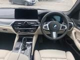 2020 BMW 520d M Sport Saloon (Black) - Image: 5