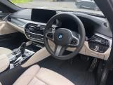 2020 BMW 520d M Sport Saloon (Black) - Image: 6