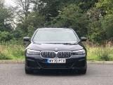 2020 BMW 520d M Sport Saloon (Black) - Image: 15