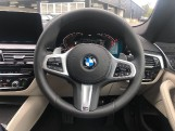 2020 BMW 520d M Sport Saloon (Black) - Image: 17