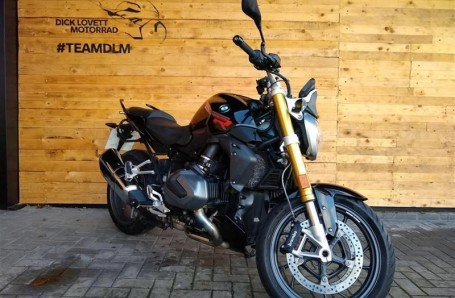 2019 BMW R1250R Unlisted Unknown (Black) - Image: 2