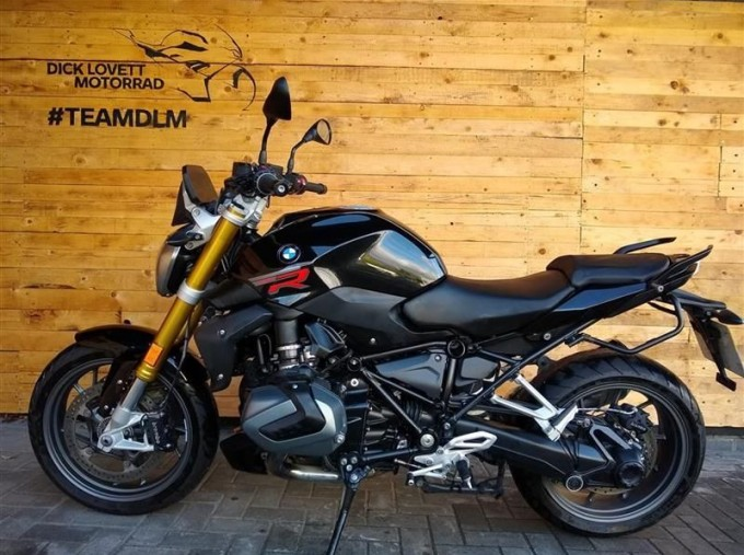 2019 BMW R1250R Unlisted Unknown (Black) - Image: 4