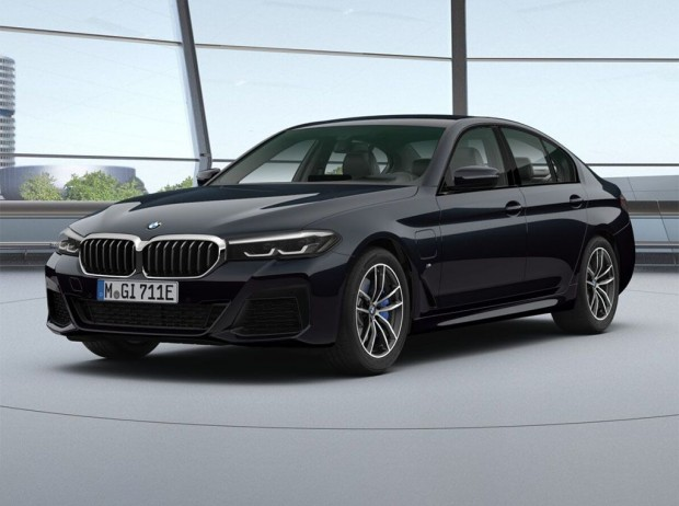 Reserve your 2020 BMW 5 Series 530e 12kWh M Sport Steptronic 4-door