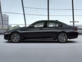 2020 BMW 530e 12kWh M Sport Steptronic 4-door (Black) - Image: 2