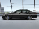 2020 BMW 530e 12kWh M Sport Steptronic xDrive 4-door (Black) - Image: 2