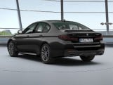 2020 BMW 530e 12kWh M Sport Steptronic xDrive 4-door (Black) - Image: 3