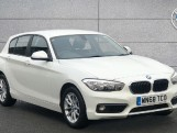 2018 BMW 118i SE 5-door (White) - Image: 1