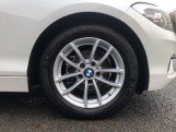 2018 BMW 118i SE 5-door (White) - Image: 14