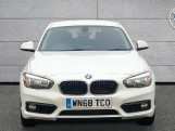 2018 BMW 118i SE 5-door (White) - Image: 16