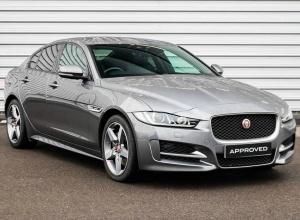 Brand new 2018 Jaguar XE i4 Diesel (180PS) R-Sport 4-door finance deals
