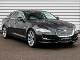 2017 Jaguar V6 Portfolio Auto 4-door LWB (Black) - Image: 1