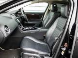 2017 Jaguar V6 Portfolio Auto 4-door LWB (Black) - Image: 3