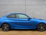 2020 BMW 218d M Sport Coupe (Blue) - Image: 3