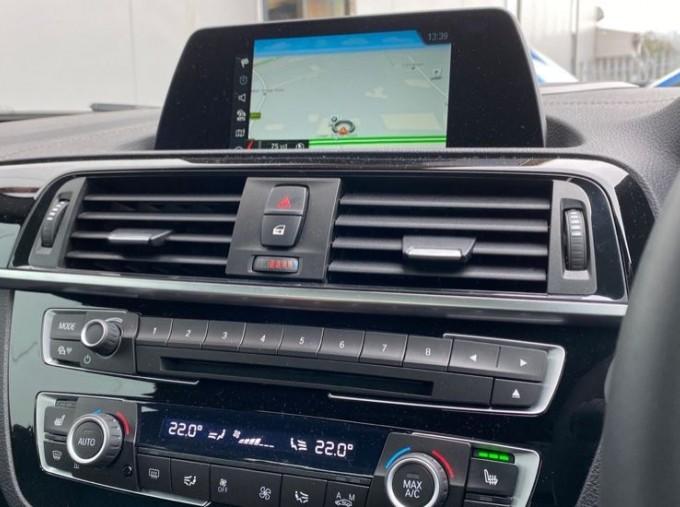 2020 BMW 218d M Sport Coupe (Blue) - Image: 25