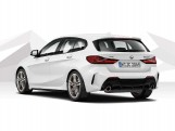 2020 BMW M135i Auto xDrive 5-door (White) - Image: 3
