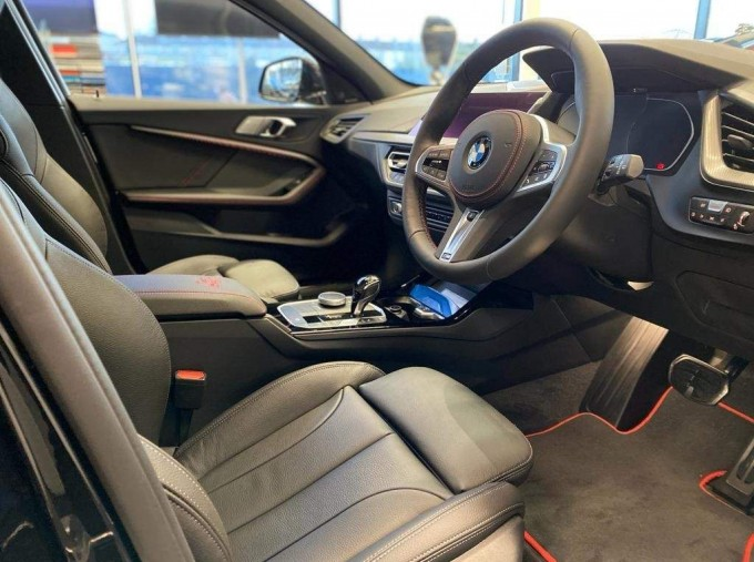 2020 BMW 128ti Auto 5-door (Black) - Image: 5