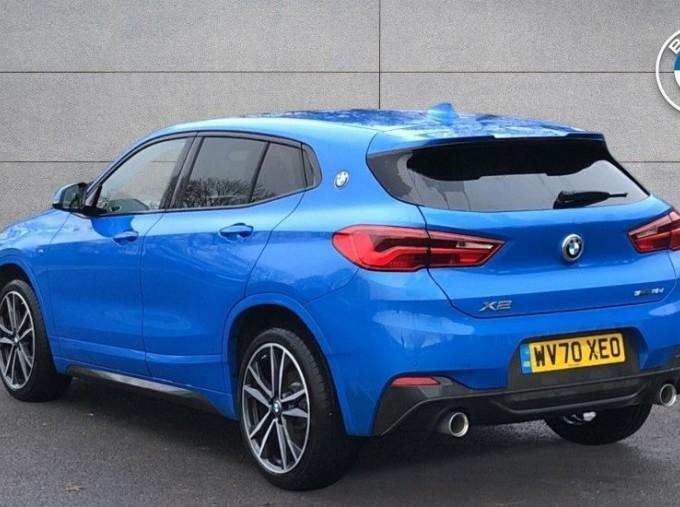 2020 BMW SDrive18d M Sport (Blue) - Image: 2