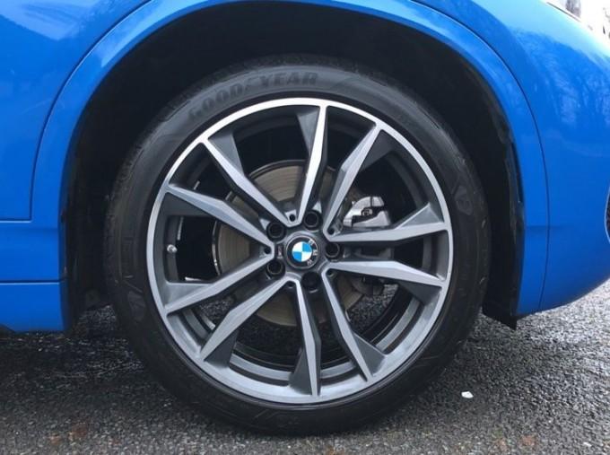 2020 BMW SDrive18d M Sport (Blue) - Image: 14