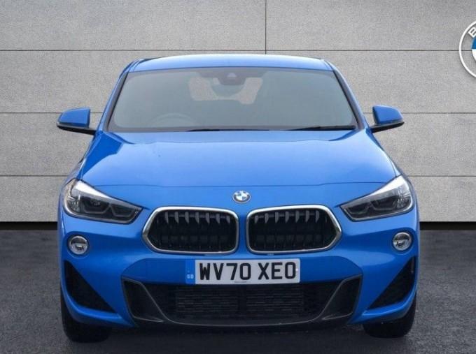 2020 BMW SDrive18d M Sport (Blue) - Image: 16
