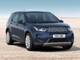 2020 Land Rover P200 MHEV SE 4WD 5-door (7 Seat) (Blue) - Image: 1