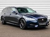 2020 Jaguar 2.0 i4 Diesel (180PS) R-Sport (Blue) - Image: 1