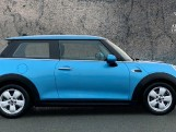 2018 MINI Cooper 3-door Hatch (Blue) - Image: 3