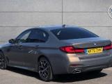 2020 BMW 520d M Sport Saloon (Grey) - Image: 2